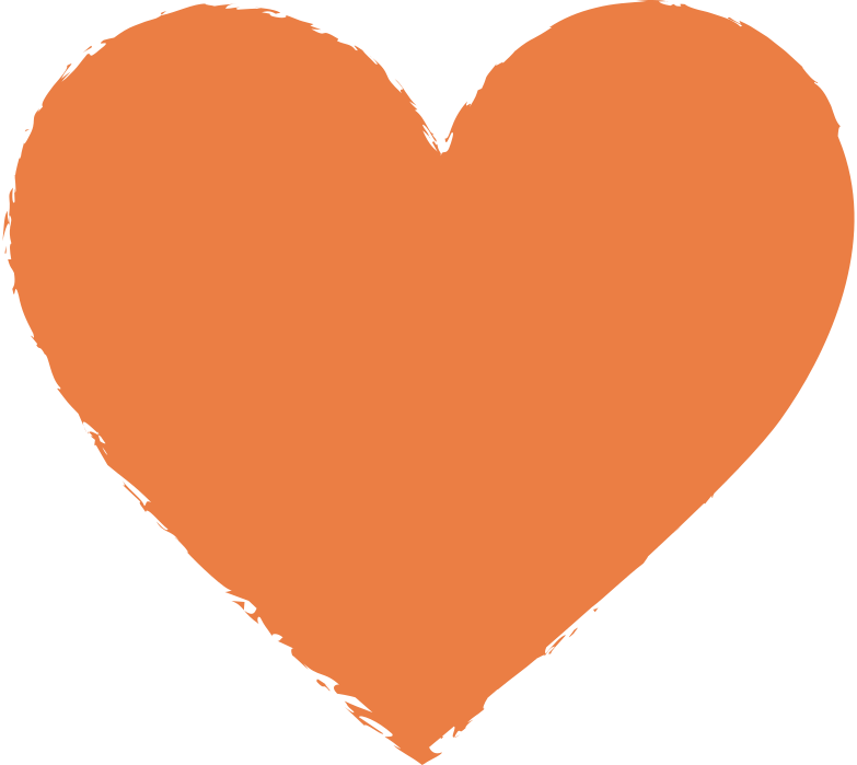 style heart-orange Vector images in PNG and SVG | Icons8 Illustrations