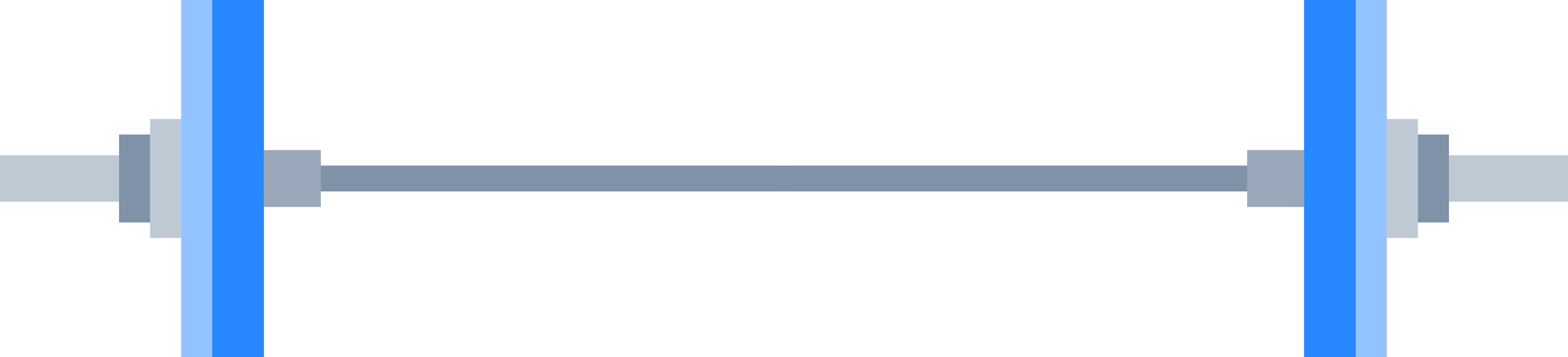 barbell Clipart illustration in PNG, SVG