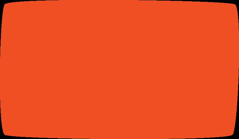Illustration clipart rectangle aux formats PNG, SVG