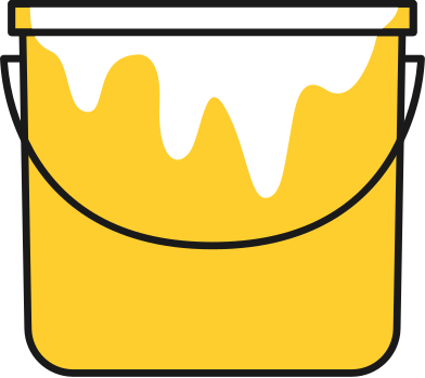 style paint bucket images in PNG and SVG | Icons8 Illustrations