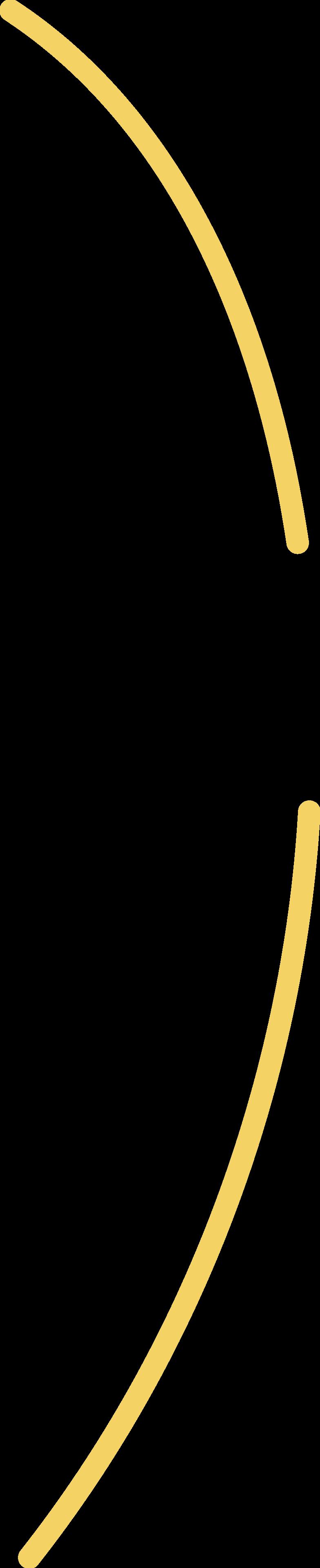 Иллюстрация желтые линии в стиле  в PNG и SVG | Icons8 Иллюстрации