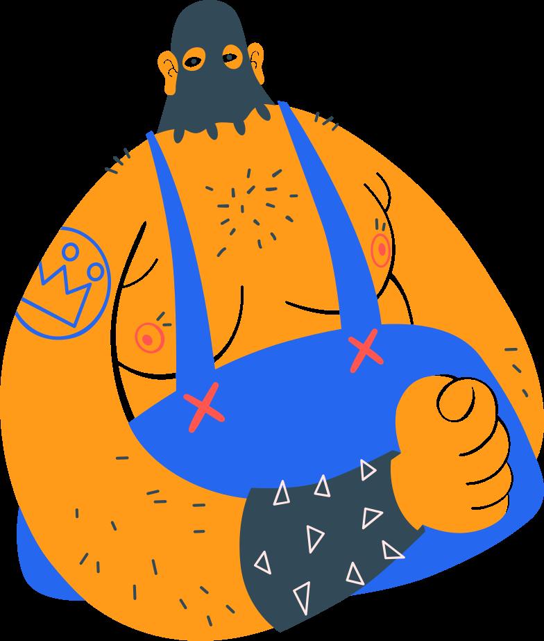 butcher Clipart illustration in PNG, SVG