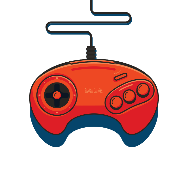 style Sega mega drive Vector images in PNG and SVG | Icons8 Illustrations
