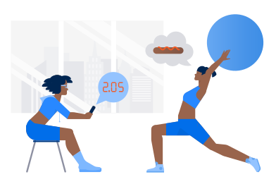 style At the gym images in PNG and SVG | Icons8 Illustrations