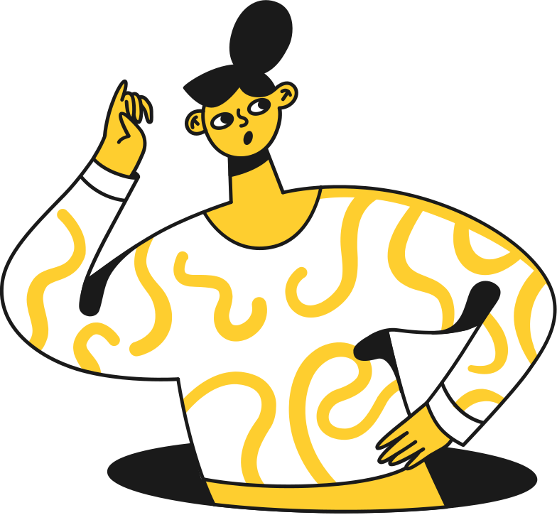 style girl listening to hand Vector images in PNG and SVG | Icons8 Illustrations