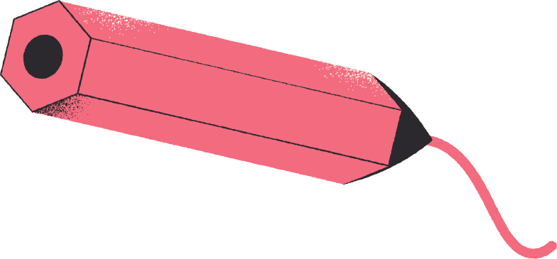 pencile Clipart illustration in PNG, SVG