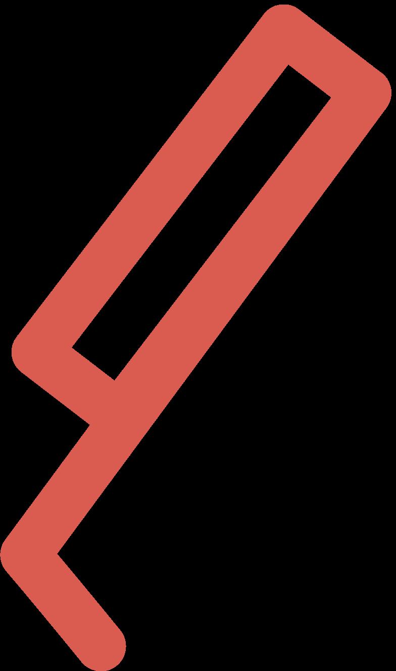 delivery   pistol Clipart illustration in PNG, SVG