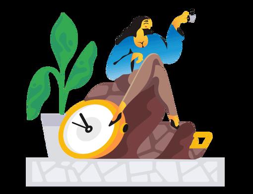 Иллюстрации в стиле Jaconda в PNG и SVG | Иллюстрации Icons8
