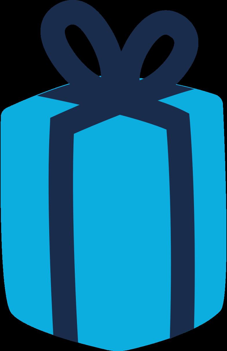 present Clipart illustration in PNG, SVG