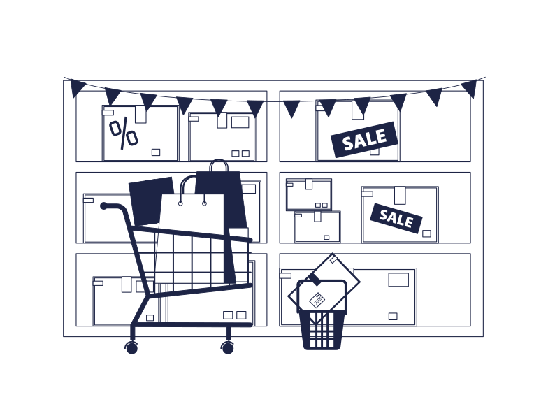 style Black Friday Sale Vector images in PNG and SVG | Icons8 Illustrations