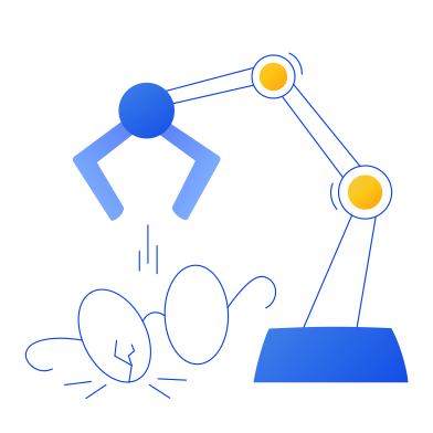 style Robotic arm images in PNG and SVG | Icons8 Illustrations