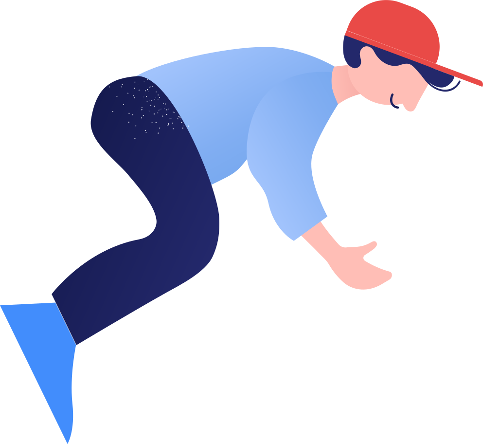 kid lying Clipart illustration in PNG, SVG