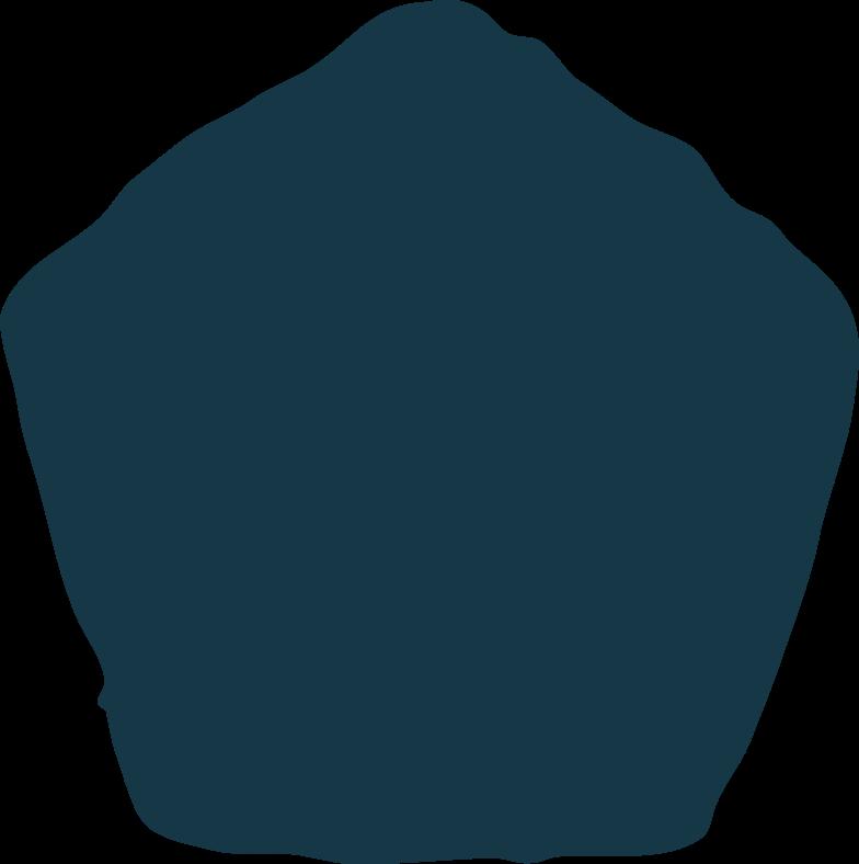 pentagon Clipart illustration in PNG, SVG