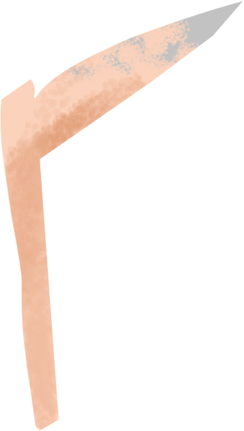 womans leg Clipart illustration in PNG, SVG