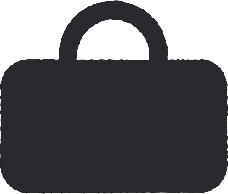 style black briefcase Vector images in PNG and SVG | Icons8 Illustrations