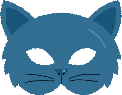 style mask cat images in PNG and SVG | Icons8 Illustrations