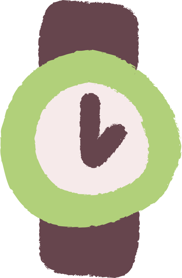 handwatch Clipart illustration in PNG, SVG