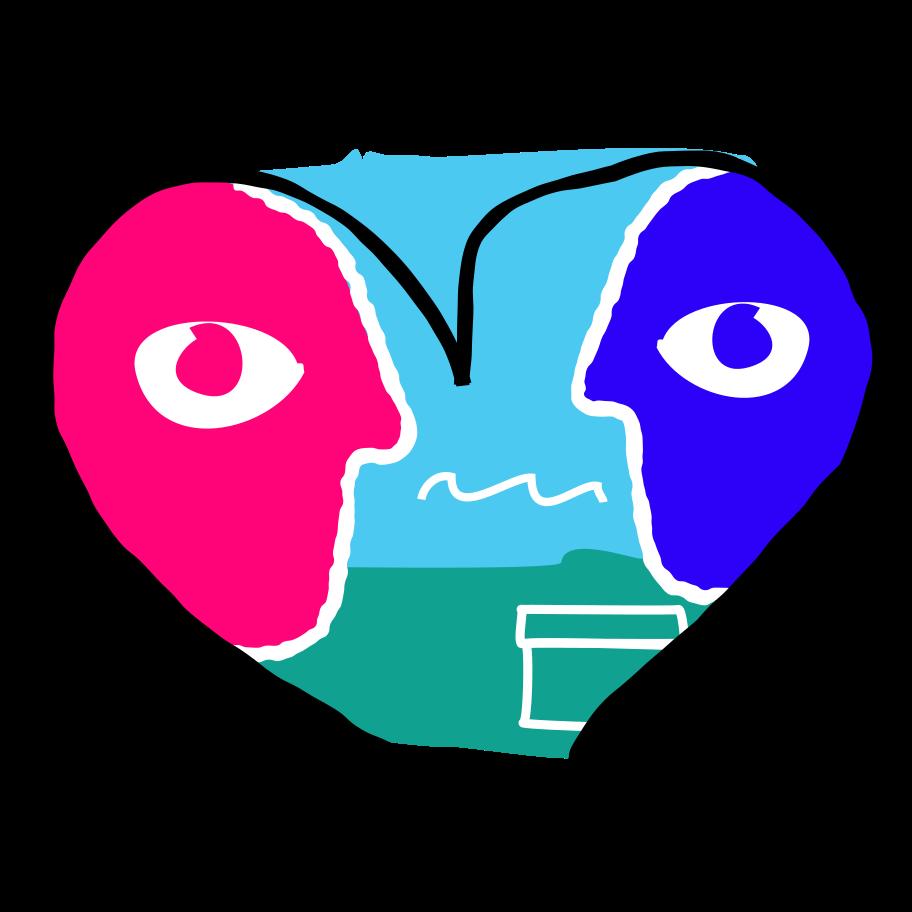 St Valentine Clipart illustration in PNG, SVG