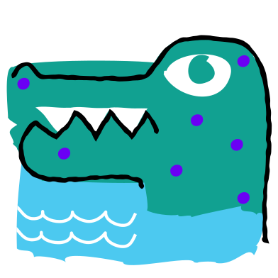 style Сrocodile images in PNG and SVG | Icons8 Illustrations