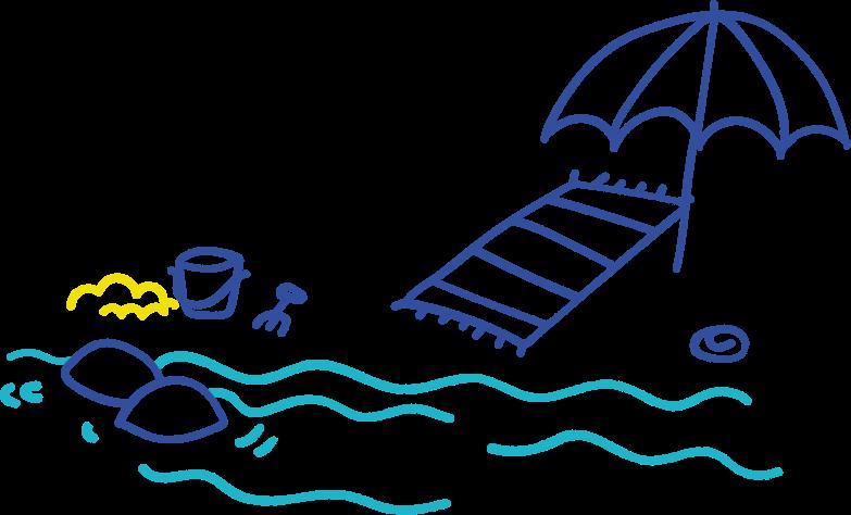 PNGとSVGの  スタイルの beach ベクターイメージ | Icons8 イラスト