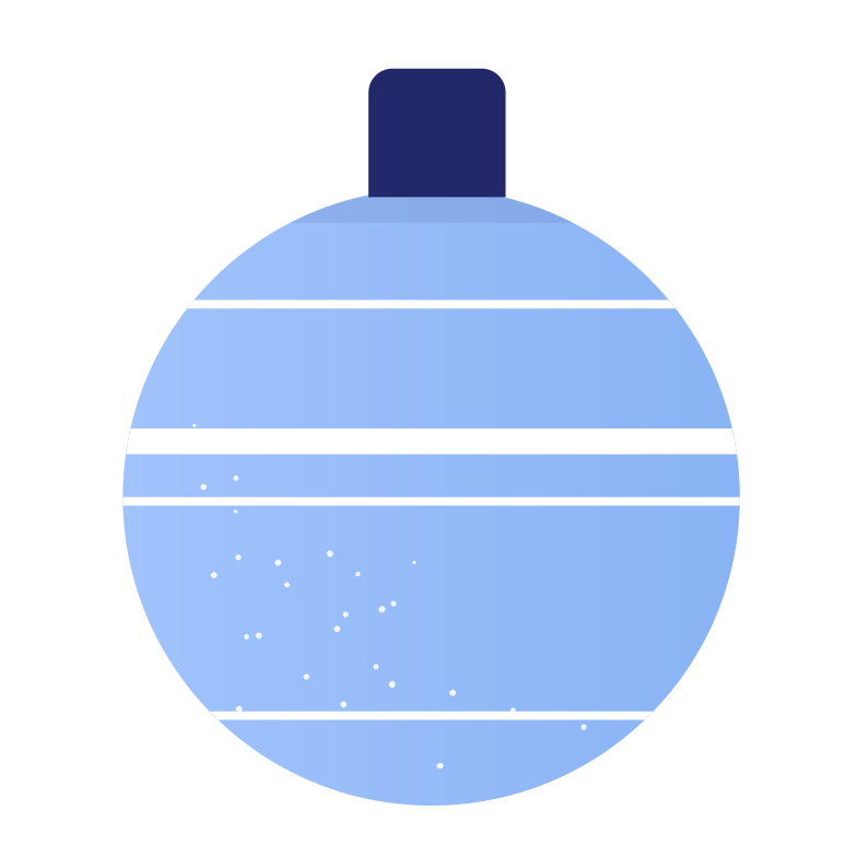 christmas ball Clipart illustration in PNG, SVG
