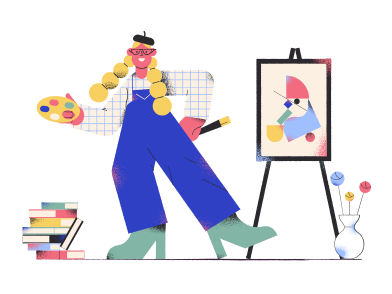 style Painter images in PNG and SVG   Icons8 Illustrations