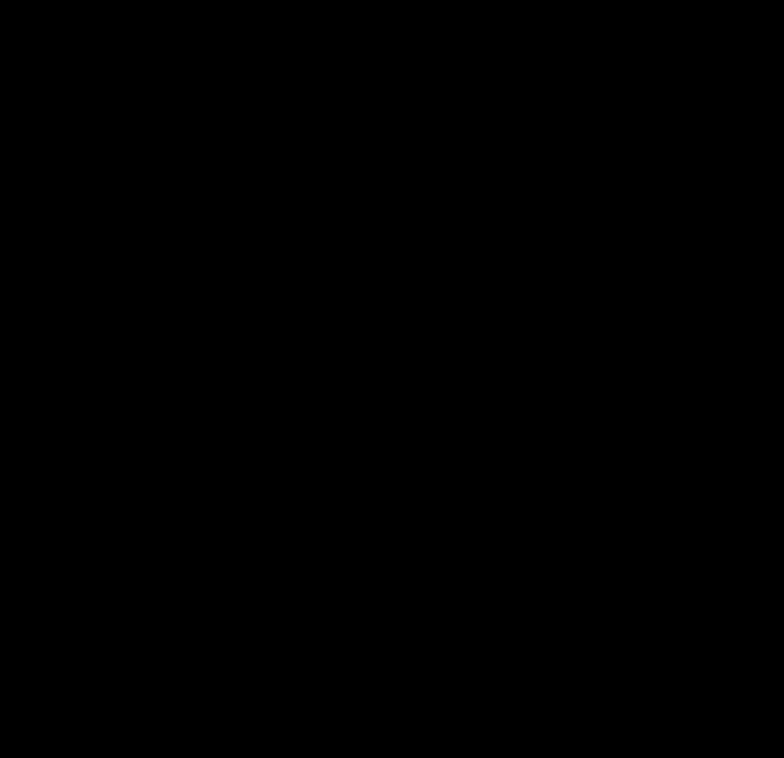 black circle background Clipart illustration in PNG, SVG