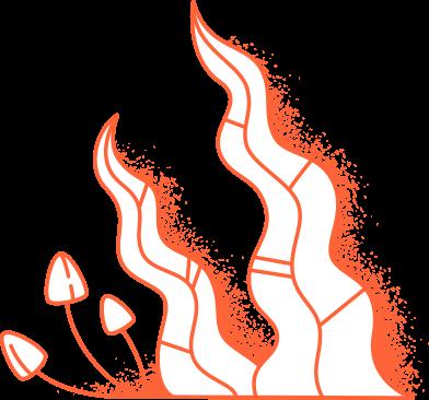 Иллюстрация растения в стиле  в PNG и SVG | Icons8 Иллюстрации