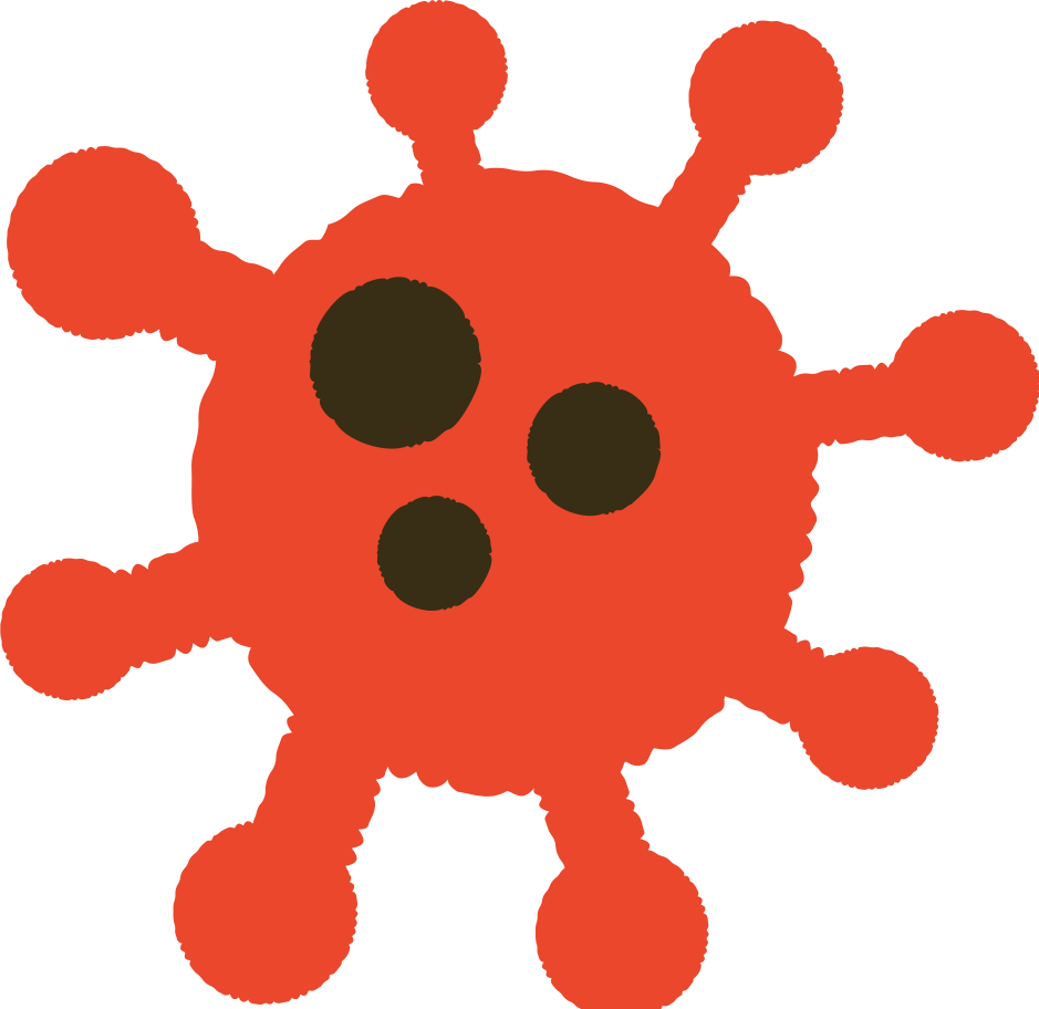 style coronavirus molecule Vector images in PNG and SVG   Icons8 Illustrations