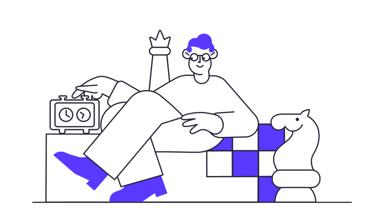 Chess Clipart illustration in PNG, SVG