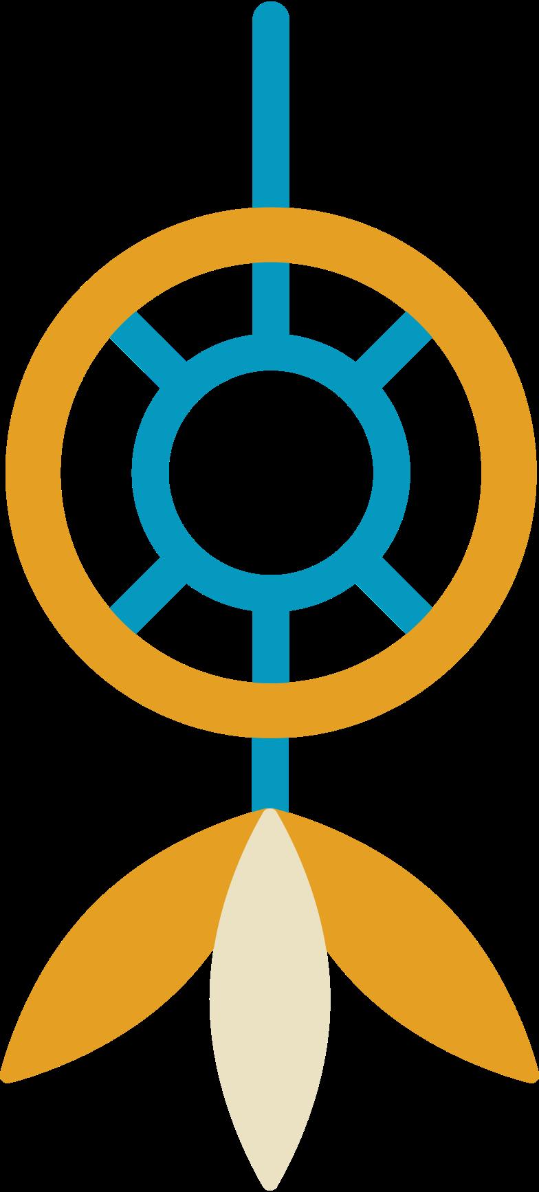 dreamcatcher Clipart illustration in PNG, SVG