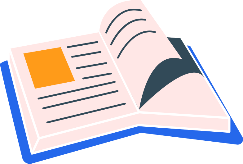open book Clipart illustration in PNG, SVG
