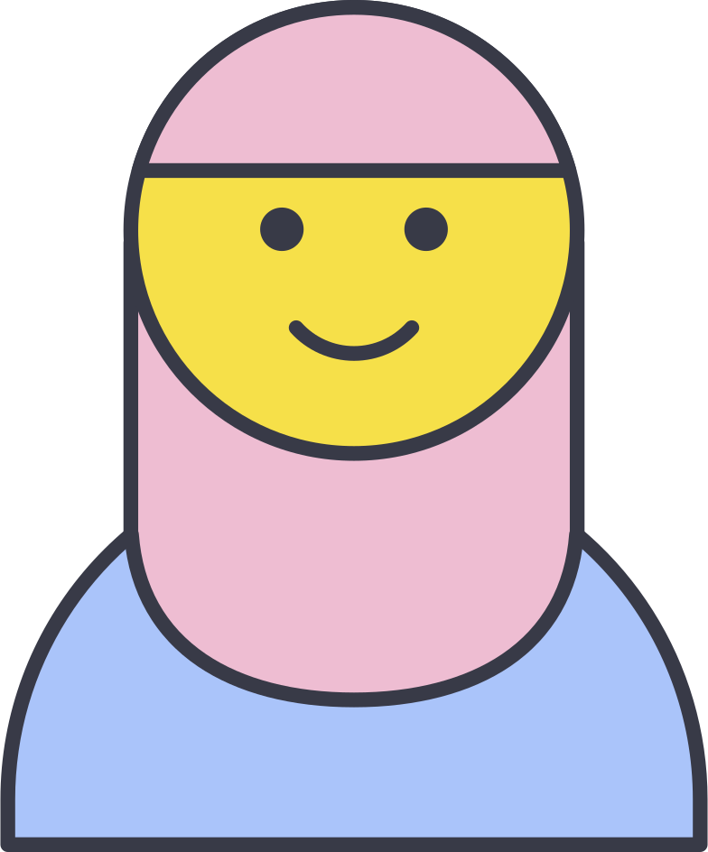 style hijab girl Vector images in PNG and SVG | Icons8 Illustrations