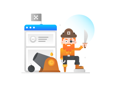 Pirate Clipart Illustrations & Images in PNG and SVG