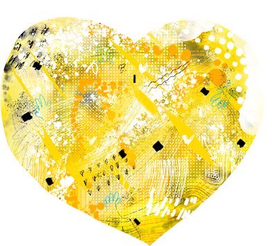 style yellow heart images in PNG and SVG | Icons8 Illustrations