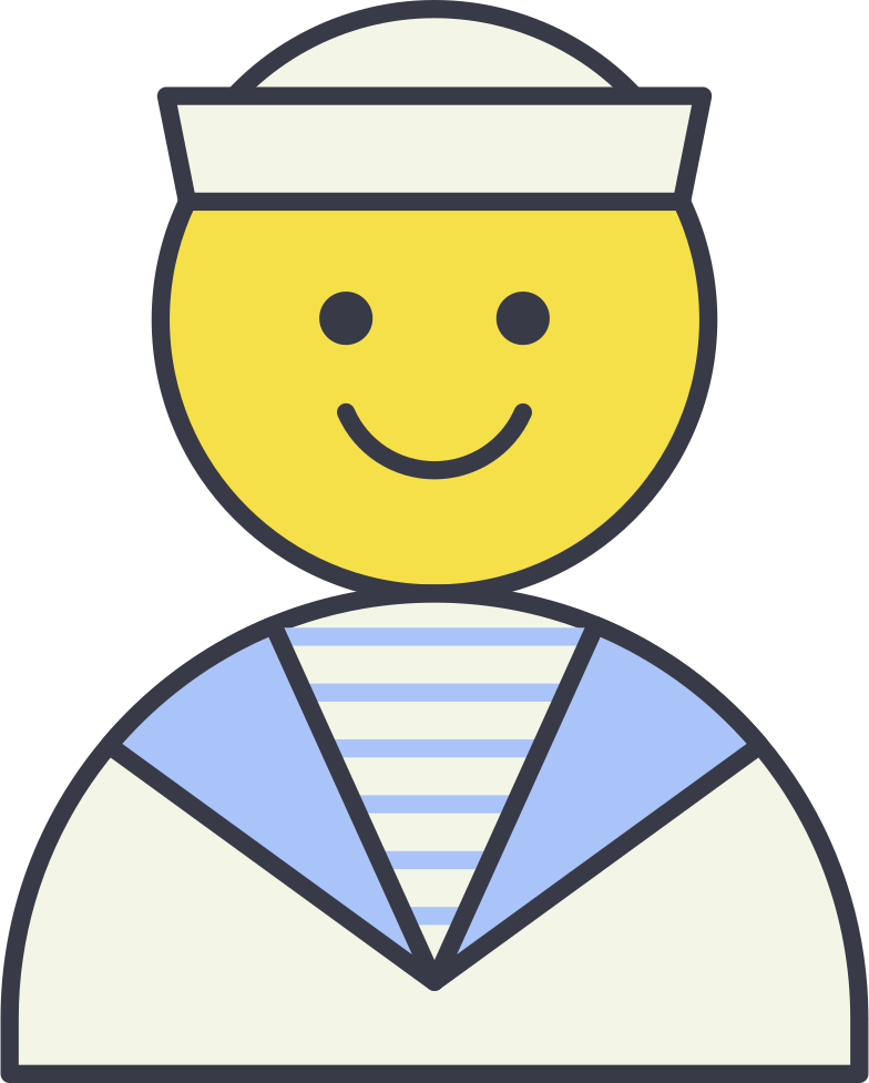 style sailor Vector images in PNG and SVG | Icons8 Illustrations