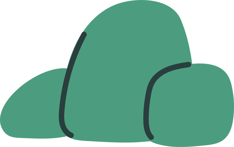 stones Clipart illustration in PNG, SVG