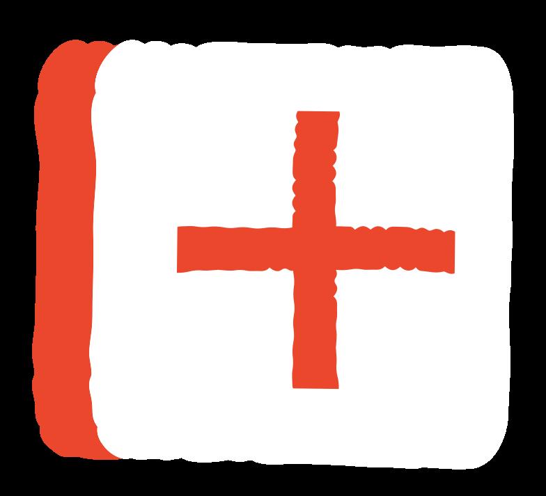 medical box Clipart illustration in PNG, SVG