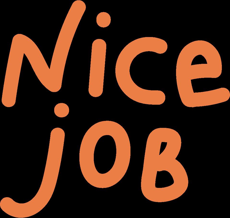 nice-job Clipart illustration in PNG, SVG