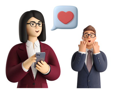 style Workplace relationship images in PNG and SVG | Icons8 Illustrations
