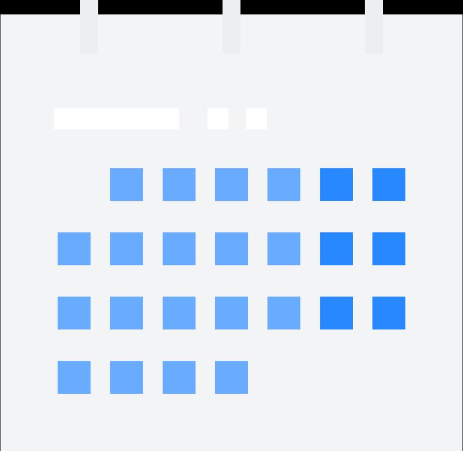 Style  calendrier mural Images vectorielles en PNG et SVG | Icons8 Illustrations