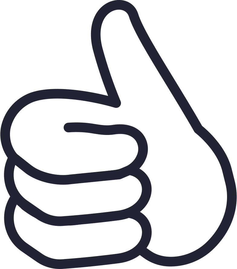 style thumbs up Vector images in PNG and SVG | Icons8 Illustrations
