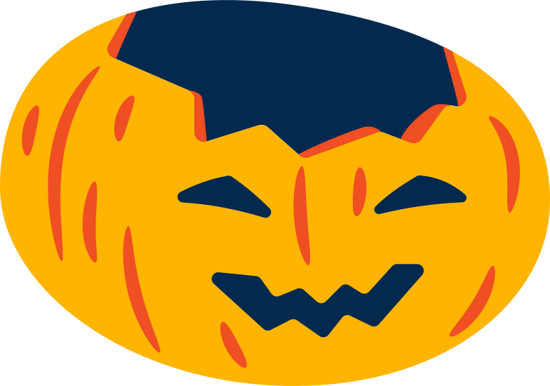 style laughing pumpkin Vector images in PNG and SVG | Icons8 Illustrations