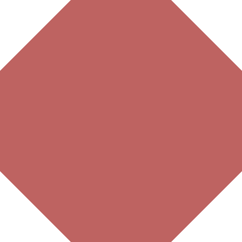 octagon burgundy Clipart illustration in PNG, SVG