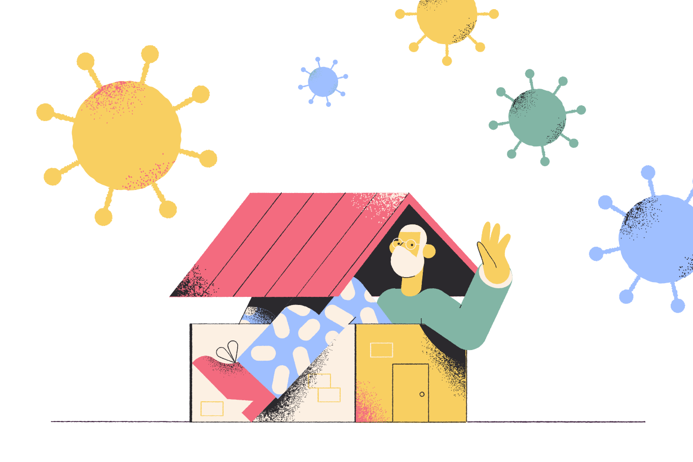 style Staying home Vector images in PNG and SVG | Icons8 Illustrations