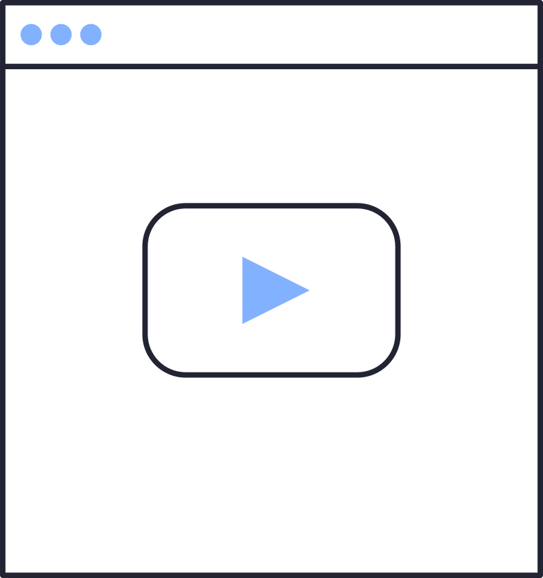 style video full Vector images in PNG and SVG | Icons8 Illustrations
