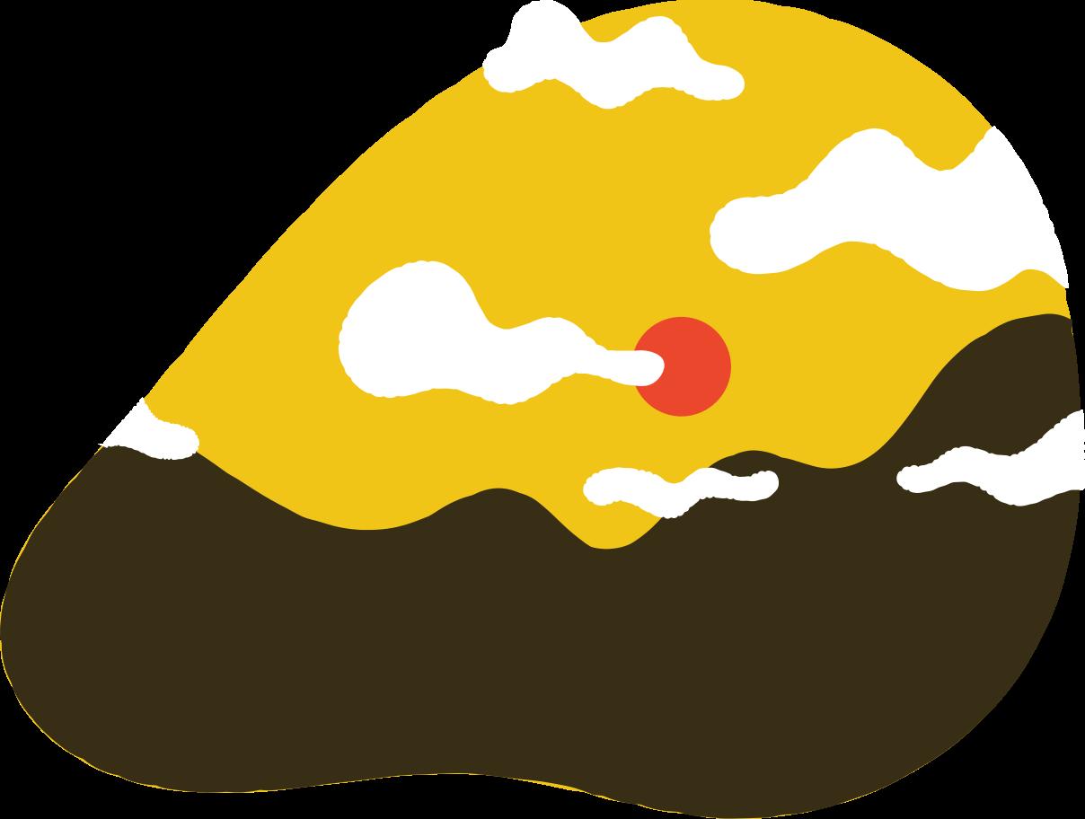 Style  paysage de montagne Images vectorielles en PNG et SVG | Icons8 Illustrations