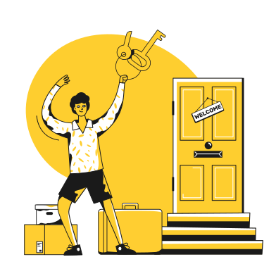style New house images in PNG and SVG | Icons8 Illustrations