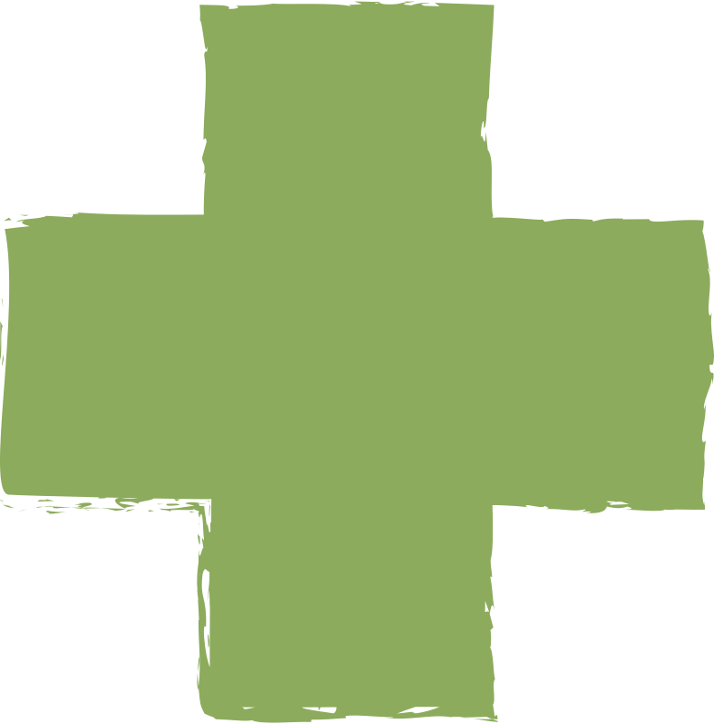 cross-dark-green Clipart illustration in PNG, SVG