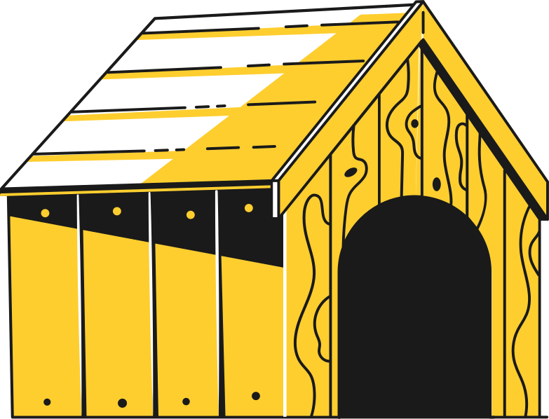 style doghouse Vector images in PNG and SVG | Icons8 Illustrations